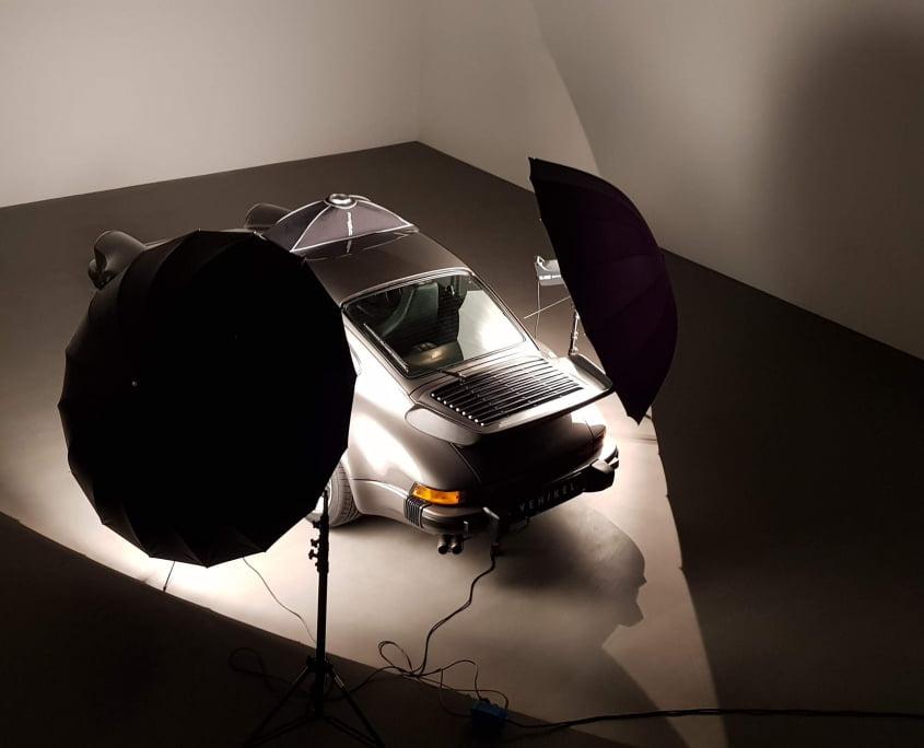 Porsche Haarlem Hub Studio